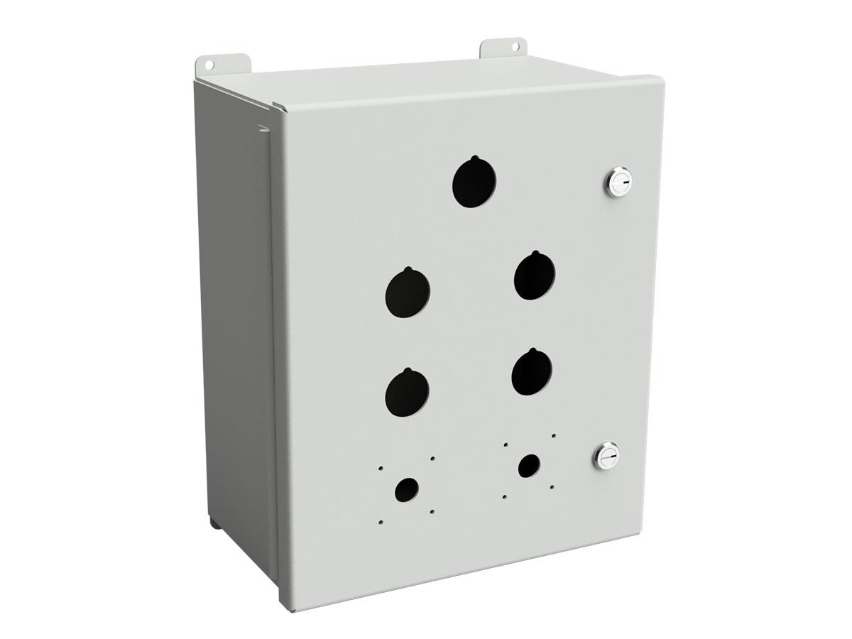 4_PB-Box-Steel-Electrical-Control-Enclosure - Pro Metal Craft